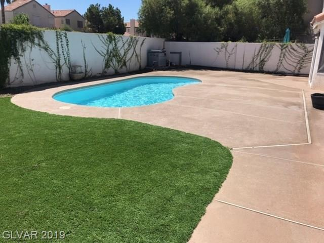 3640 Crescent Canyon, Las Vegas, NV 89129 (MLS #2112919) :: The Snyder Group at Keller Williams Marketplace One
