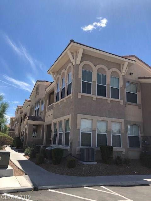 10550 W Alexander #1082, Las Vegas, NV 89129 (MLS #2119777) :: Trish Nash Team