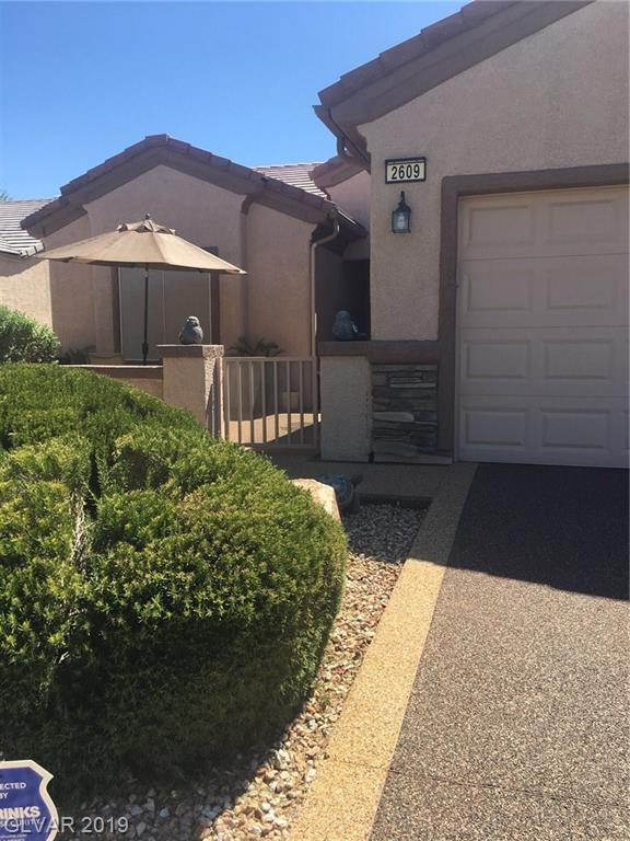 2609 Rock Pigeon, North Las Vegas, NV 89084 (MLS #2125376) :: Vestuto Realty Group