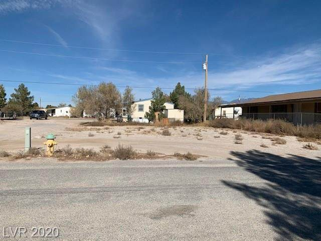 60 W Old Mine Road, Pahrump, NV 89048 (MLS #2129908) :: Signature Real Estate Group