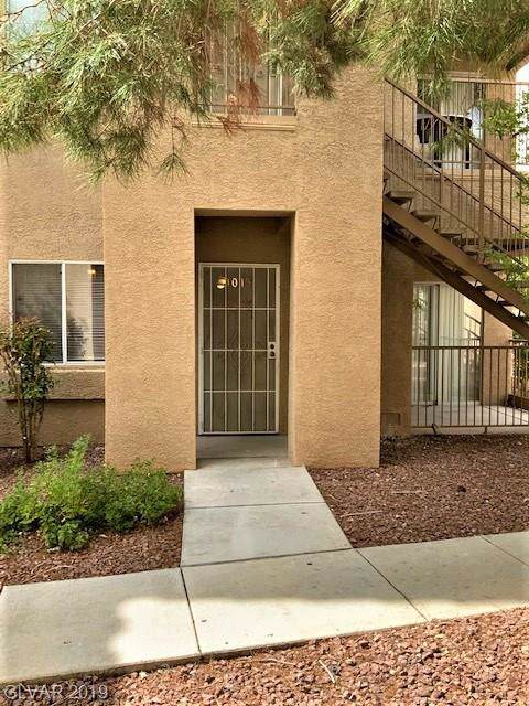 2110 Los Feliz #1015, Las Vegas, NV 89156 (MLS #2131899) :: Performance Realty