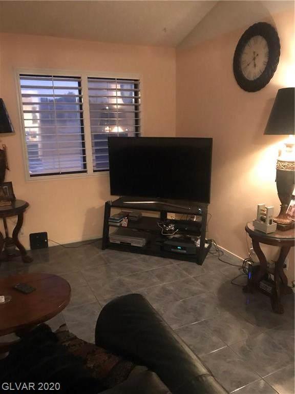 1701 Katie Avenue #76, Las Vegas, NV 89119 (MLS #2140072) :: The Shear Team