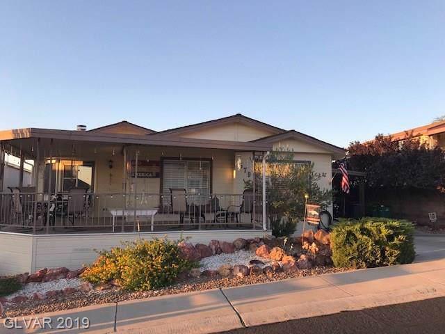 579 Lake Michigan, Boulder City, NV 89005 (MLS #2140716) :: The Perna Group