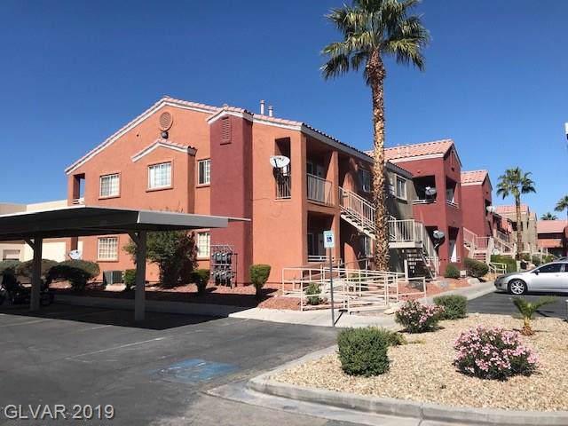 4730 E Craig #1185, Las Vegas, NV 89115 (MLS #2144341) :: Trish Nash Team