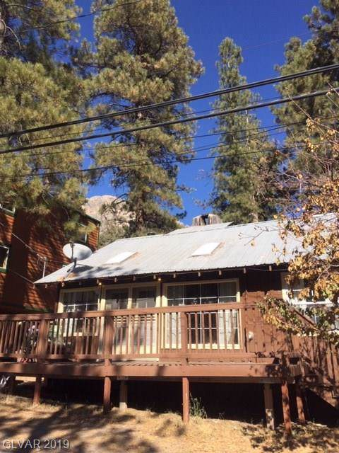 4598 Yellow Pine, Mount Charleston, NV 89124 (MLS #2149104) :: ERA Brokers Consolidated / Sherman Group