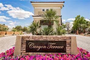 9600 Canyon Mesa, Las Vegas, NV 89144 (MLS #2149728) :: Hebert Group   Realty One Group