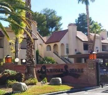 1751 Reno #134, Las Vegas, NV 89119 (MLS #2153428) :: Hebert Group | Realty One Group