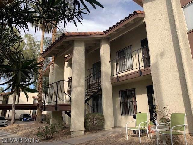 3275 Arville B, Las Vegas, NV 89103 (MLS #2154303) :: Hebert Group | Realty One Group