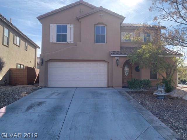 4229 Cape Eagle, North Las Vegas, NV 89084 (MLS #2154383) :: Brantley Christianson Real Estate