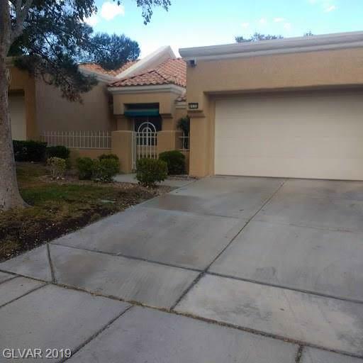 9120 Gemstone Dr,, Las Vegas, NV 89134 (MLS #2154633) :: Brantley Christianson Real Estate