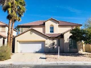 5306 Dawn Break Canyon, Las Vegas, NV 89031 (MLS #2157352) :: Signature Real Estate Group