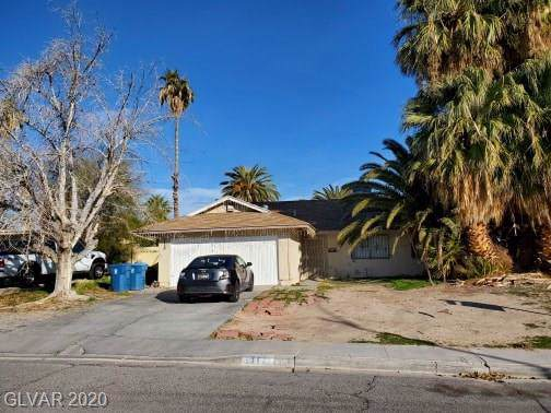 2216 Palora Avenue, Las Vegas, NV 89169 (MLS #2158702) :: Hebert Group | Realty One Group