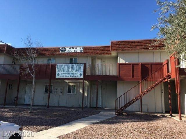 5328 Swenson Street #62, Las Vegas, NV 89119 (MLS #2164486) :: Billy OKeefe | Berkshire Hathaway HomeServices
