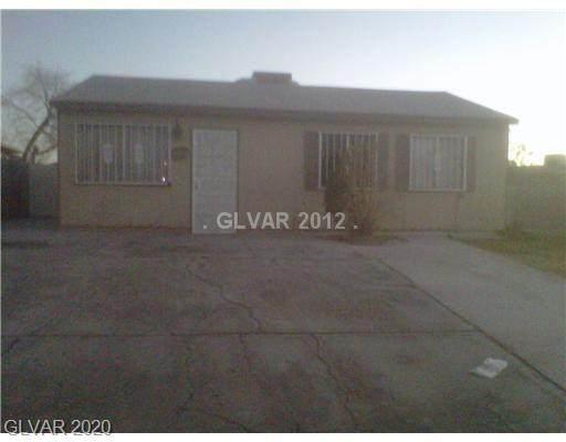3609 Sarita, North Las Vegas, NV 89030 (MLS #2165099) :: Signature Real Estate Group