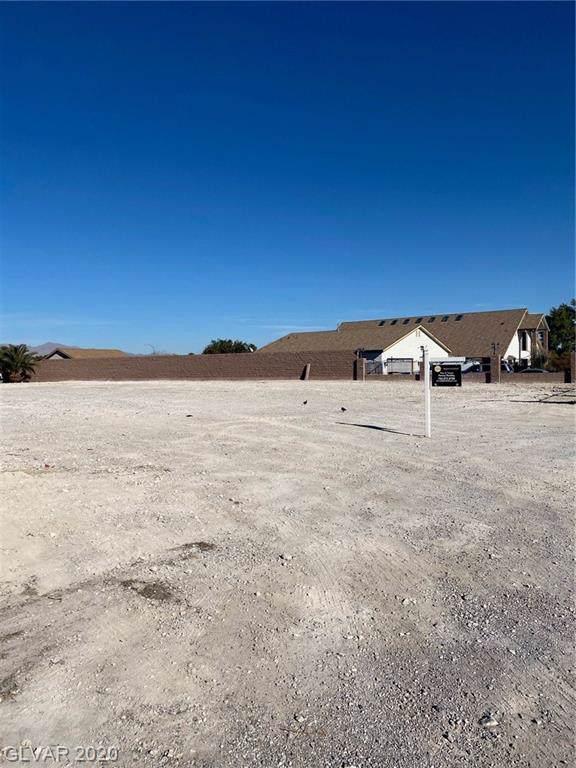 Wedo Way, North Las Vegas, NV 89031 (MLS #2165267) :: Jeffrey Sabel