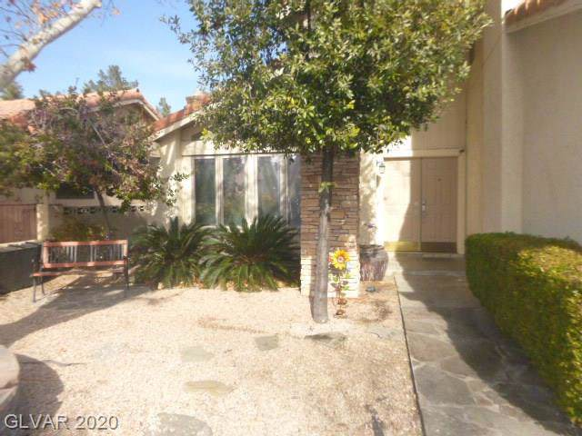 2485 Marlene, Henderson, NV 89014 (MLS #2165697) :: Signature Real Estate Group