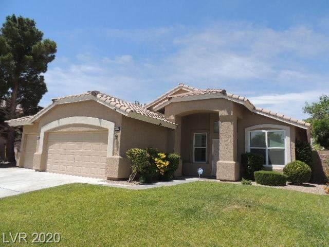 5525 Galena Point Street, Las Vegas, NV 89130 (MLS #2173561) :: Vestuto Realty Group