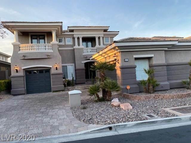 413 Pinnacle Heights, Las Vegas, NV 89178 (MLS #2174203) :: Vestuto Realty Group