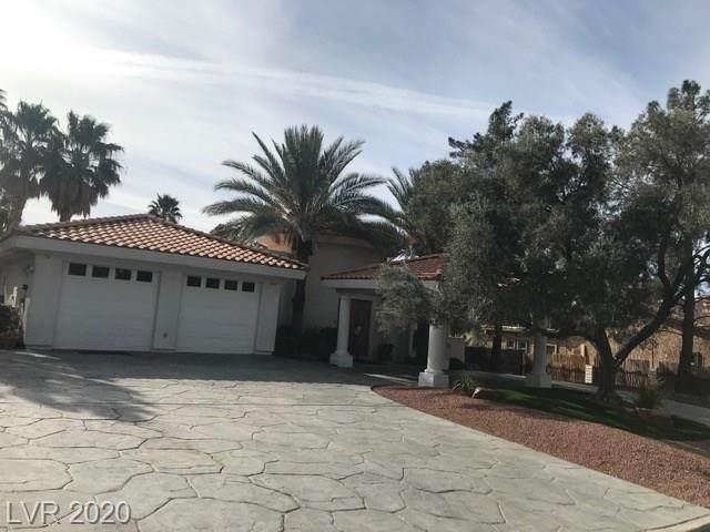 2907 La Mesa Drive, Henderson, NV 89014 (MLS #2174956) :: Signature Real Estate Group