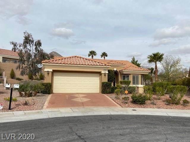 10904 Hot Oak, Las Vegas, NV 89134 (MLS #2182508) :: Signature Real Estate Group
