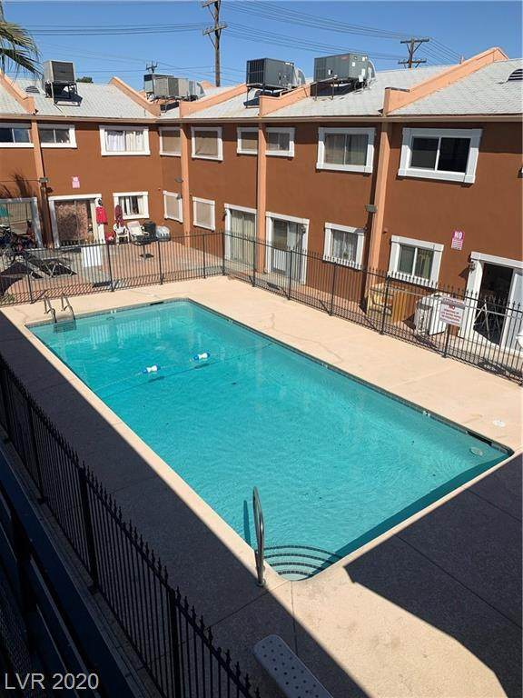 500 13th C28, Las Vegas, NV 89101 (MLS #2188935) :: Billy OKeefe | Berkshire Hathaway HomeServices