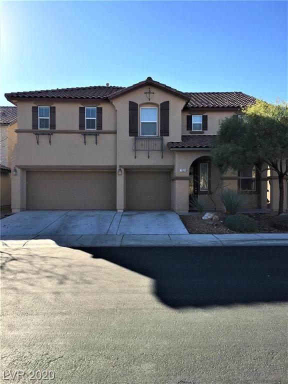 7323 Commanche Agate, Las Vegas, NV 89179 (MLS #2192003) :: Vestuto Realty Group