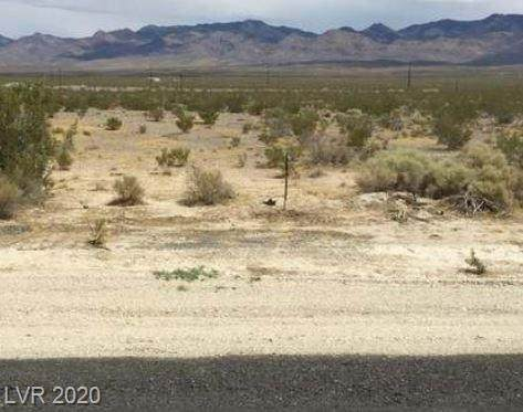 1610 Cobalt, Pahrump, NV 89060 (MLS #2197252) :: The Lindstrom Group