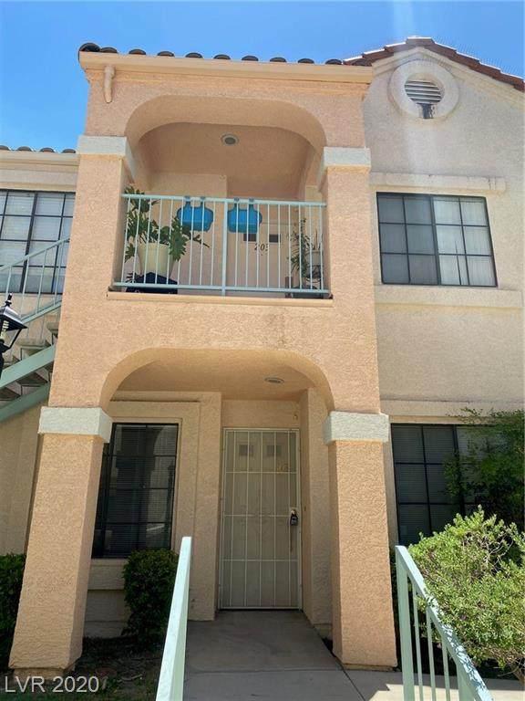 4815 Torrey Pines #203, Las Vegas, NV 89103 (MLS #2204777) :: Helen Riley Group | Simply Vegas