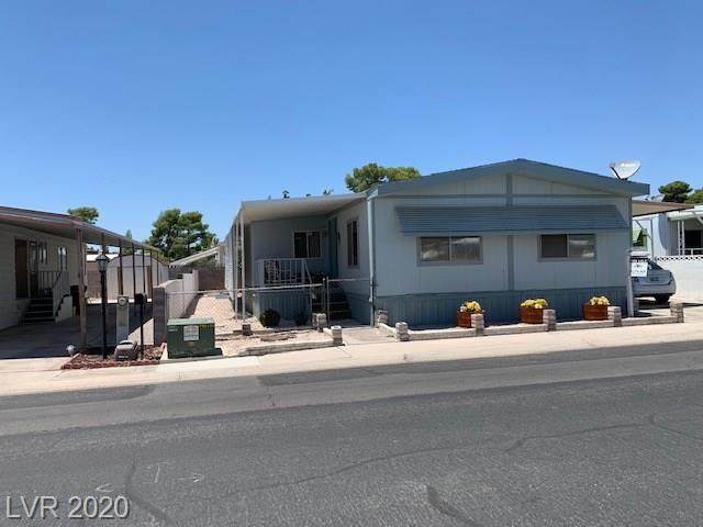 3609 Gulf Shores Drive, Las Vegas, NV 89122 (MLS #2206690) :: Hebert Group | Realty One Group