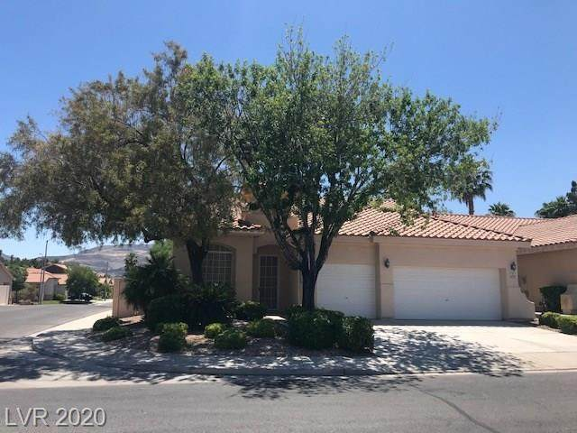1939 Falcons Lair Lane, Henderson, NV 89012 (MLS #2209308) :: The Lindstrom Group