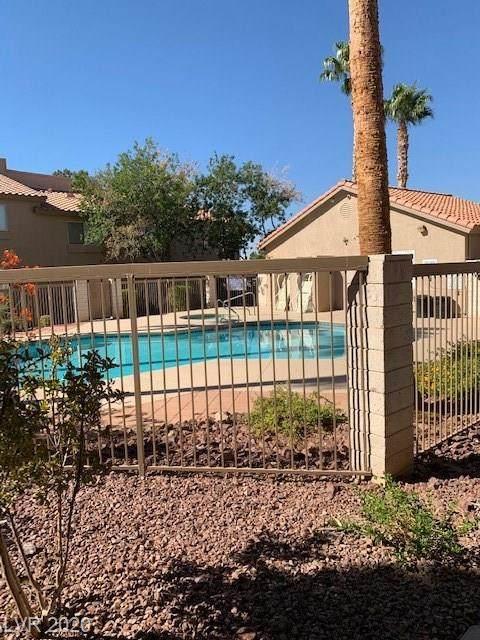 2110 Los Feliz Street #1020, Las Vegas, NV 89156 (MLS #2213562) :: The Lindstrom Group