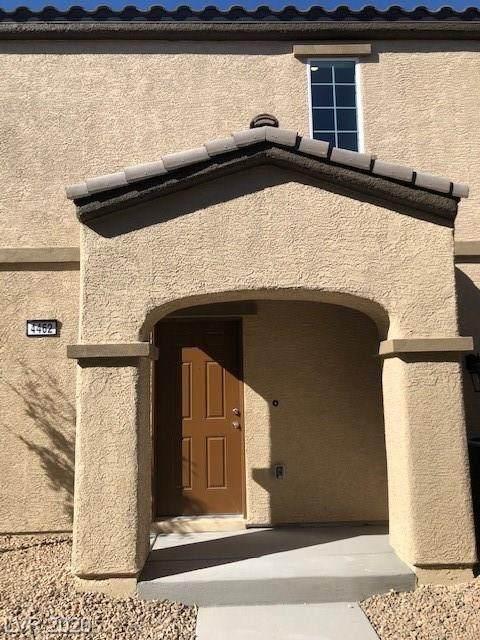 4462 Pineham Court Lot 133, Las Vegas, NV 89115 (MLS #2213852) :: The Perna Group
