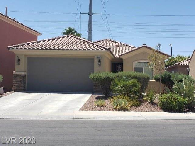 3421 Birdwatcher Avenue, North Las Vegas, NV 89084 (MLS #2214129) :: The Lindstrom Group
