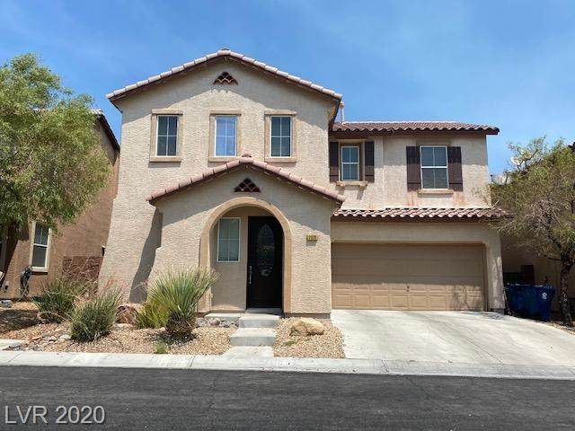 7172 Hickory Post Avenue, Las Vegas, NV 89179 (MLS #2216460) :: Realty One Group