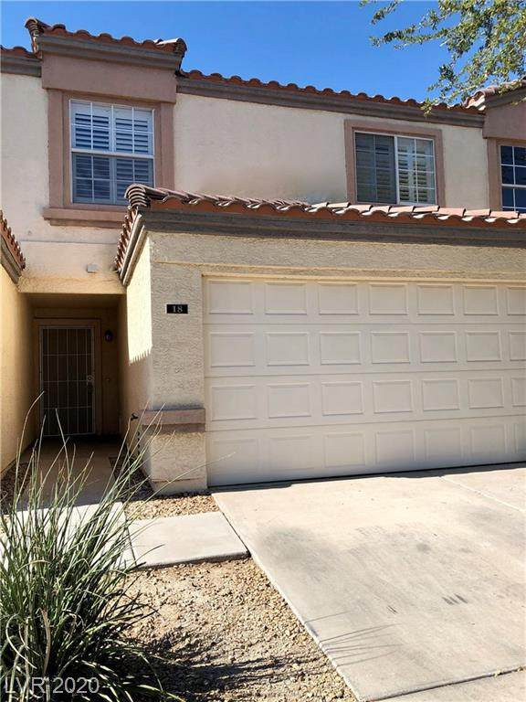 5330 E Charleston Boulevard #18, Las Vegas, NV 89142 (MLS #2219394) :: Billy OKeefe | Berkshire Hathaway HomeServices