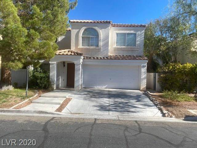 3470 White Mission Drive, Las Vegas, NV 89129 (MLS #2222155) :: ERA Brokers Consolidated / Sherman Group