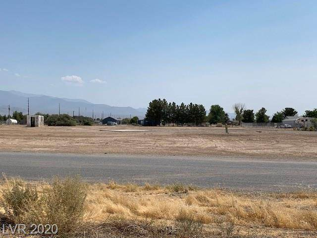 6101 S Conestoga Parkway, Pahrump, NV 89048 (MLS #2223595) :: Jeffrey Sabel