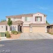 7901 Farralon Ridge Court, Las Vegas, NV 89149 (MLS #2224263) :: The Shear Team