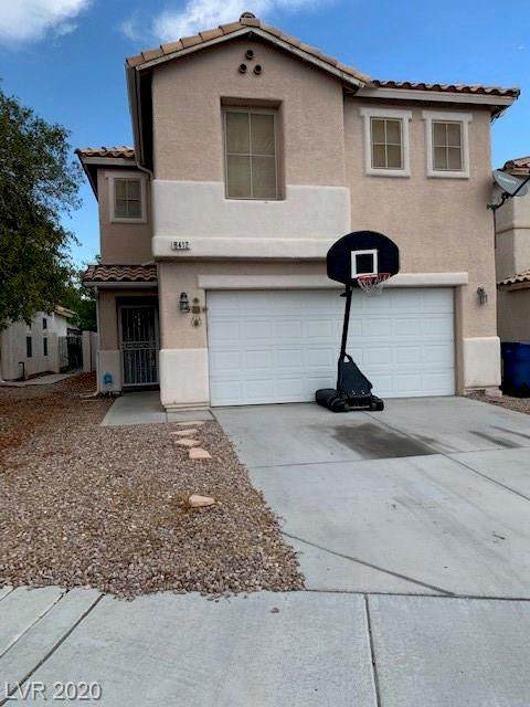 8412 Woodland Prairie Avenue, Las Vegas, NV 89129 (MLS #2224322) :: Billy OKeefe | Berkshire Hathaway HomeServices