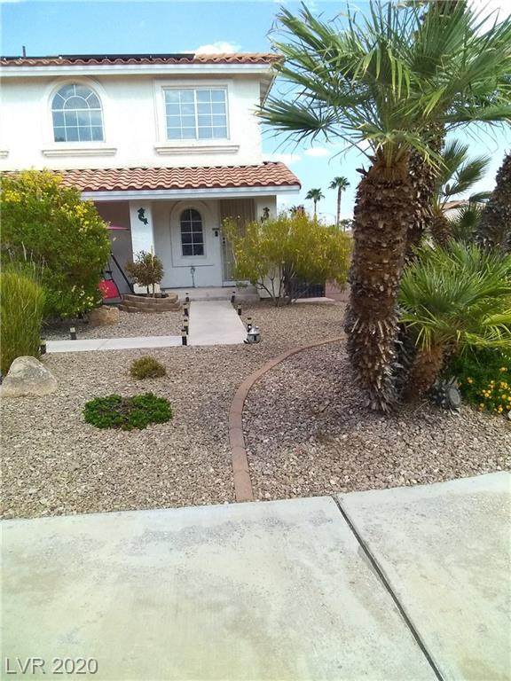 966 Painted Pony Drive, Henderson, NV 89014 (MLS #2224705) :: Kypreos Team
