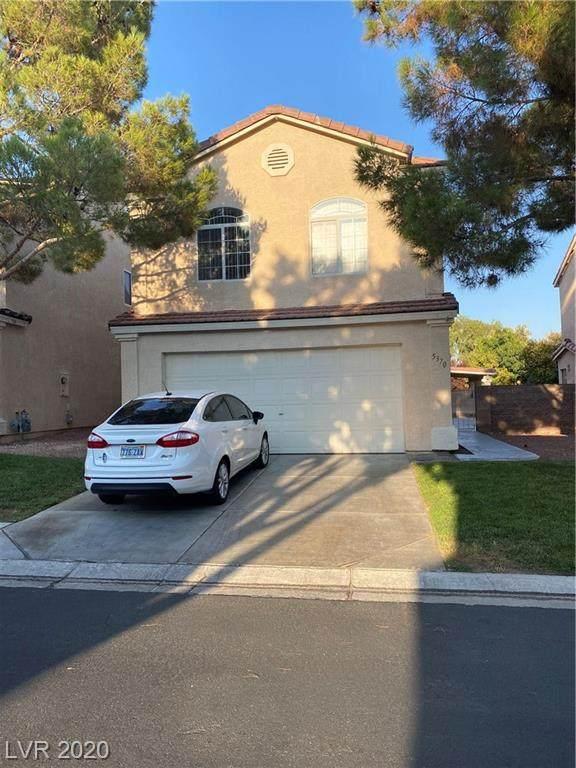 5370 Harvest Breeze Road, Las Vegas, NV 89118 (MLS #2224775) :: Helen Riley Group | Simply Vegas