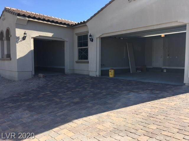 7737 Aztec Sandstone Court, Las Vegas, NV 89131 (MLS #2226582) :: The Lindstrom Group