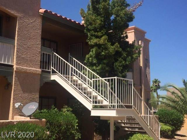 5174 Jones Boulevard #204, Las Vegas, NV 89118 (MLS #2226663) :: The Perna Group