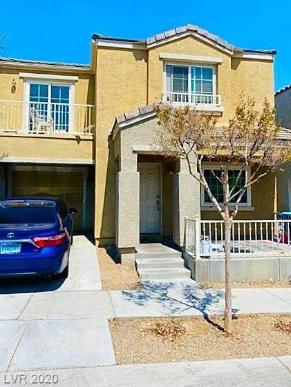 9124 Alluring Avenue, Las Vegas, NV 89149 (MLS #2226918) :: The Lindstrom Group