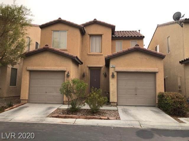 7960 Imperial Treasure Street, Las Vegas, NV 89139 (MLS #2231380) :: The Lindstrom Group