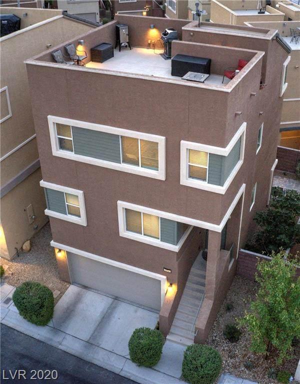10525 Seasonable Drive, Las Vegas, NV 89129 (MLS #2232338) :: Jeffrey Sabel