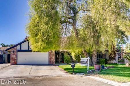 6480 Scotch Pine Circle, Las Vegas, NV 89146 (MLS #2232710) :: The Perna Group