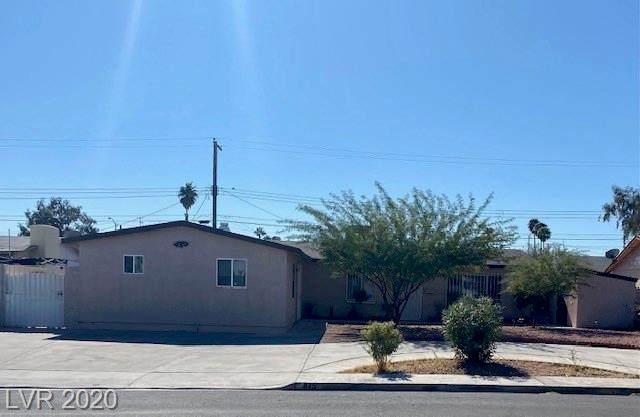 875 Dalton Drive, Las Vegas, NV 89119 (MLS #2238211) :: The Lindstrom Group