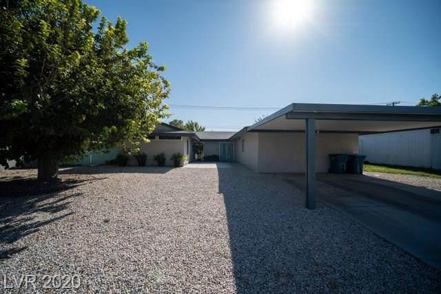 1671 Commanche Drive, Las Vegas, NV 89169 (MLS #2239489) :: Kypreos Team