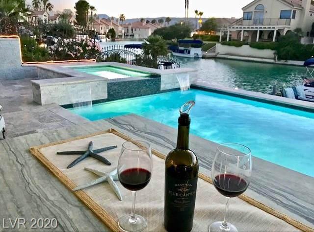 3125 Waterside Circle, Las Vegas, NV 89117 (MLS #2249918) :: Billy OKeefe | Berkshire Hathaway HomeServices